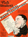 Fats Waller's original piano conceptions.