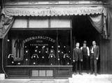Snurman Family.  Snurman & Litten Tailor Shop.