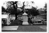 Synagogue - Mikveh Israel Cemetery, May 1977.