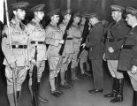 Federal inspection of First City Troop