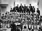 All-Philadelphia Boys Choir perform for Thanksgiving in the Old First Reformed Church