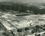 Budd Company auto parts plant in Gary, Indiana