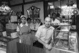 Tiffany Bakery owner and employees