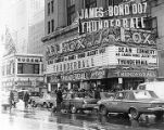 The Marquee of the Fox Theater