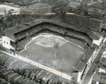 Aerial Connie Mack Stadium