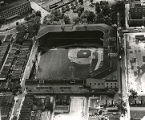 Aerial of Connie Mack Stadium