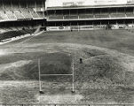 Football at Connie Mack Stadium