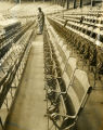 Man sweeps seats at Shibe Park