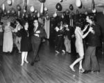 Couples dancing at Arthur Murray Dance Studio