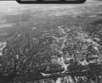 Aeriel view of Chestnut Hill