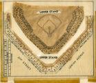 Diagram of Shibe Park