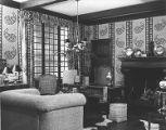 Bedroom-study at Bloomingdale's