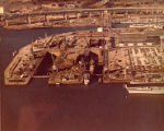 Philadelphia Navy Yard aerial view