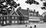 Germantown Cricket Club clubhouse