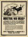 Industrial war bread?