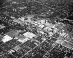 Aerial View of North Philadelphia