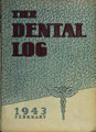 Dental Log 1943 February Edition