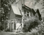 Dilapidated home in North Hills
