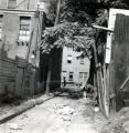 Alleyway on Jessup Street, Philadelphia