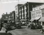 Ardmore's Business District: Lancaster Avenue. ca. 1930. 19003