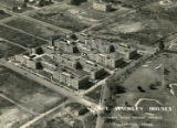 Carl Mackley Houses: Aerial View, 19124. Dallin Aerial Surveys.