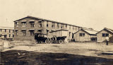 Barracks at Fort Dix, New Jersey