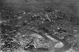 Aerial view of Philadelphia