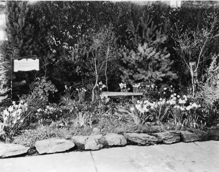 1933 Philadelphia Flower Show
